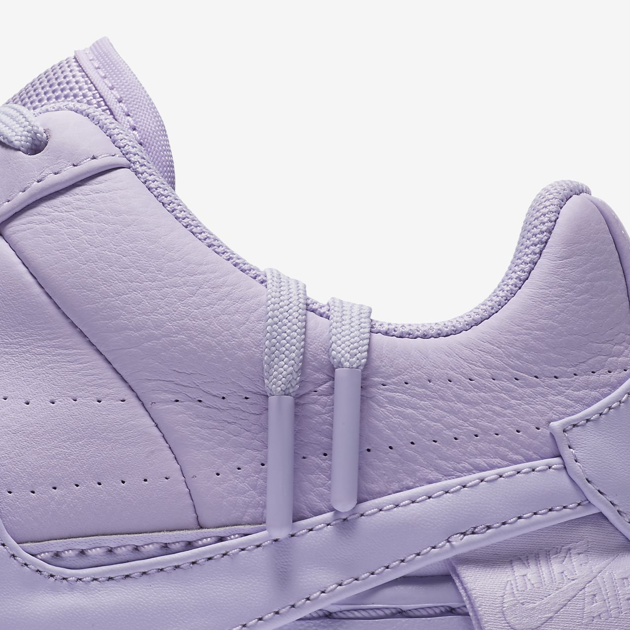 huarache nike ragazza violet mist white