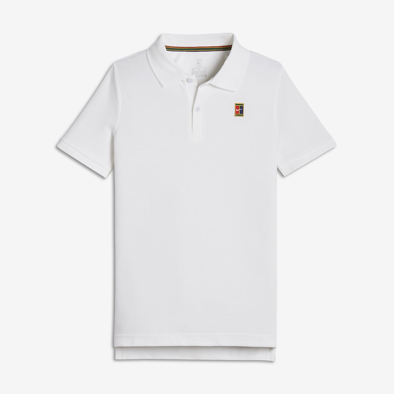 NikeCourt Older Kids' (Boys') Tennis Polo