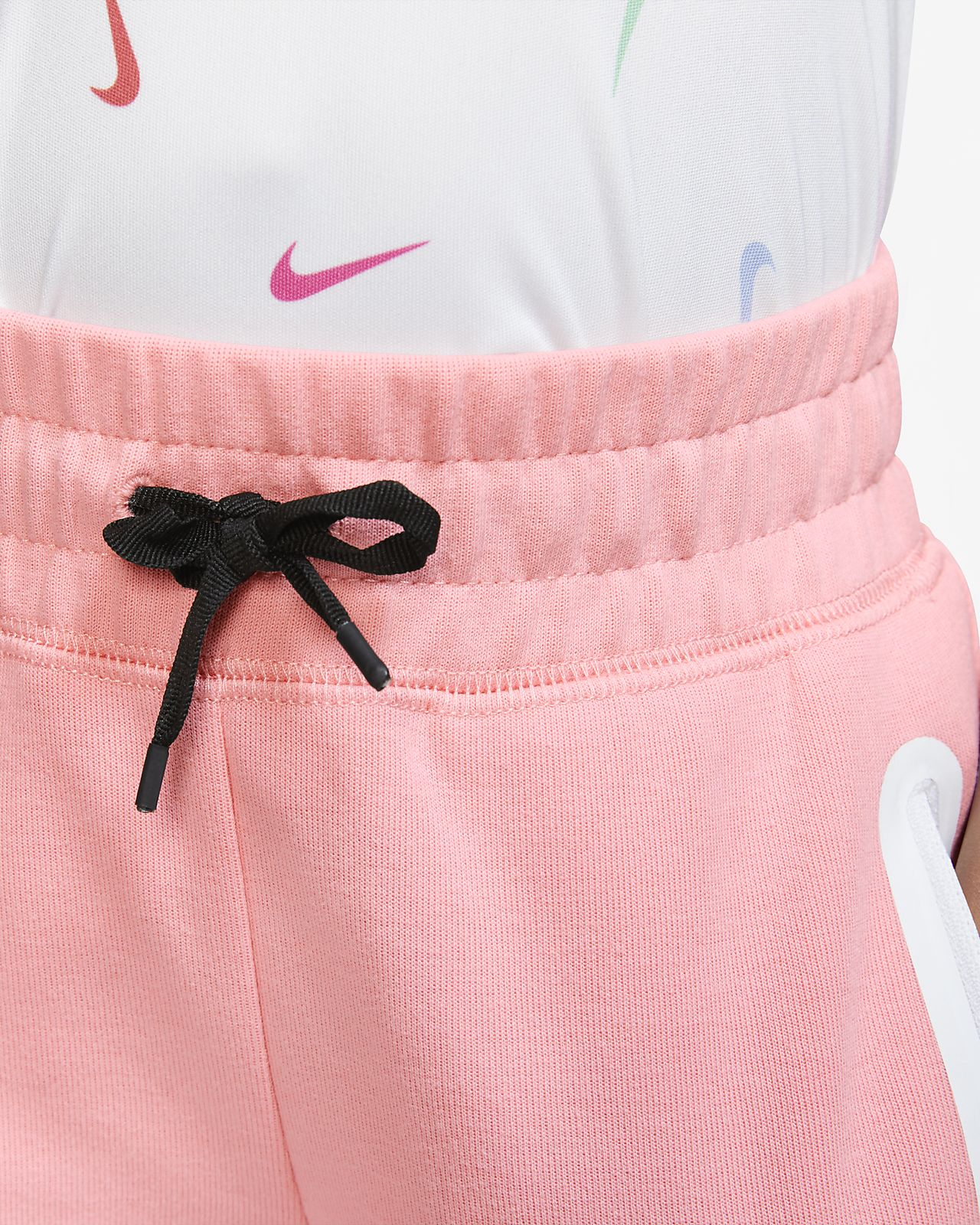 Nike Sportswear Tech Fleece Little Kids' (Girls') Pants 6X
