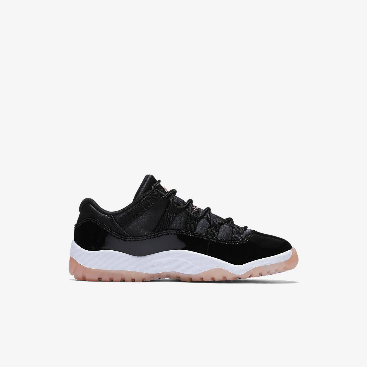 ... Air Jordan 11 Retro Low Little Kids' Shoe