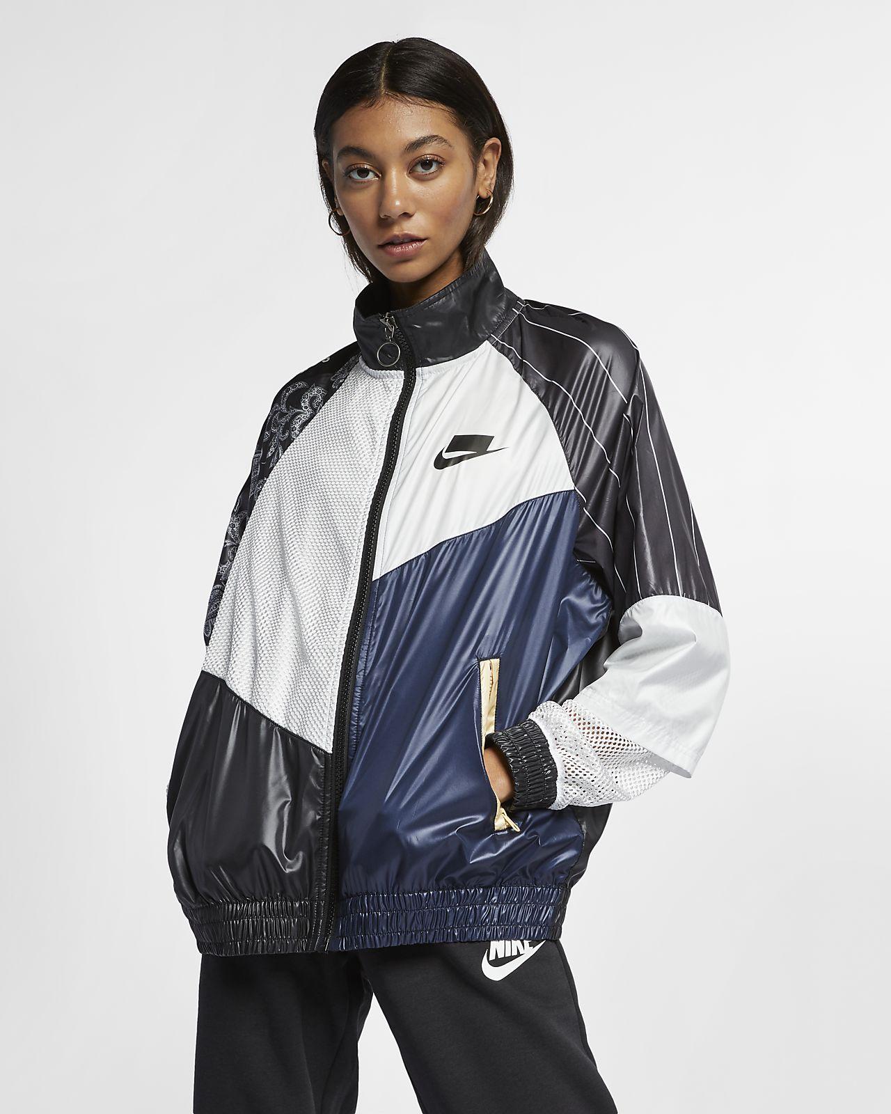 d53309cd3 Nike Sportswear NSW Woven Track Jacket. Nike.com PT