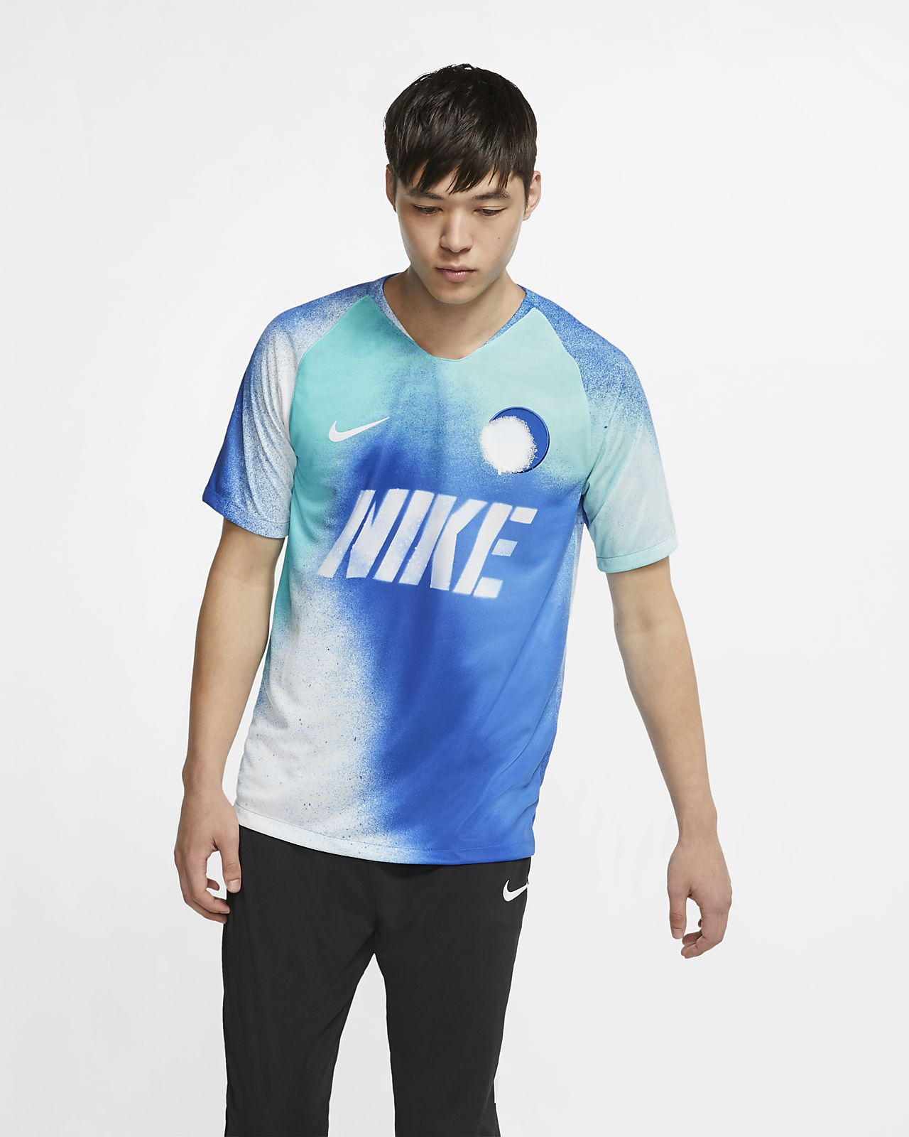 Camiseta de fútbol para hombre Nike Dri-FIT Strike