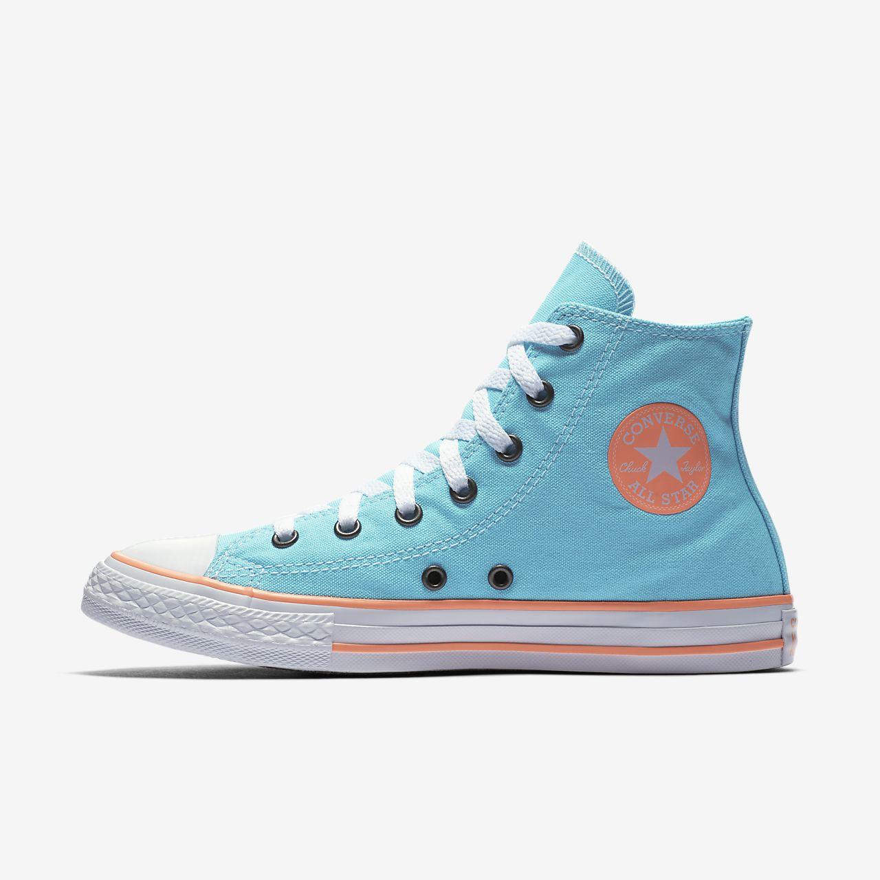 f6f356a083c7 Converse Chuck Taylor All Star High Top Little Big Kids  Shoe. Nike.com