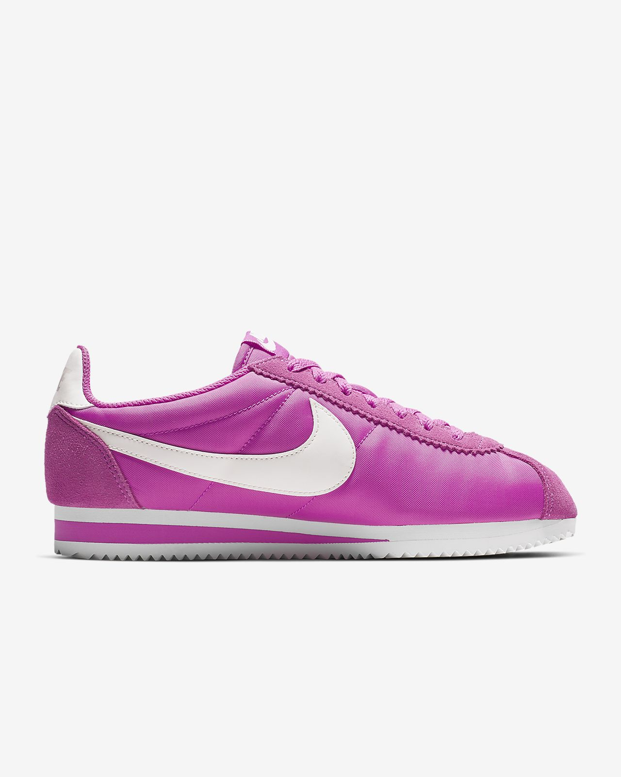 newest 474d3 88126 ... Nike Classic Cortez Nylon Women s Shoe