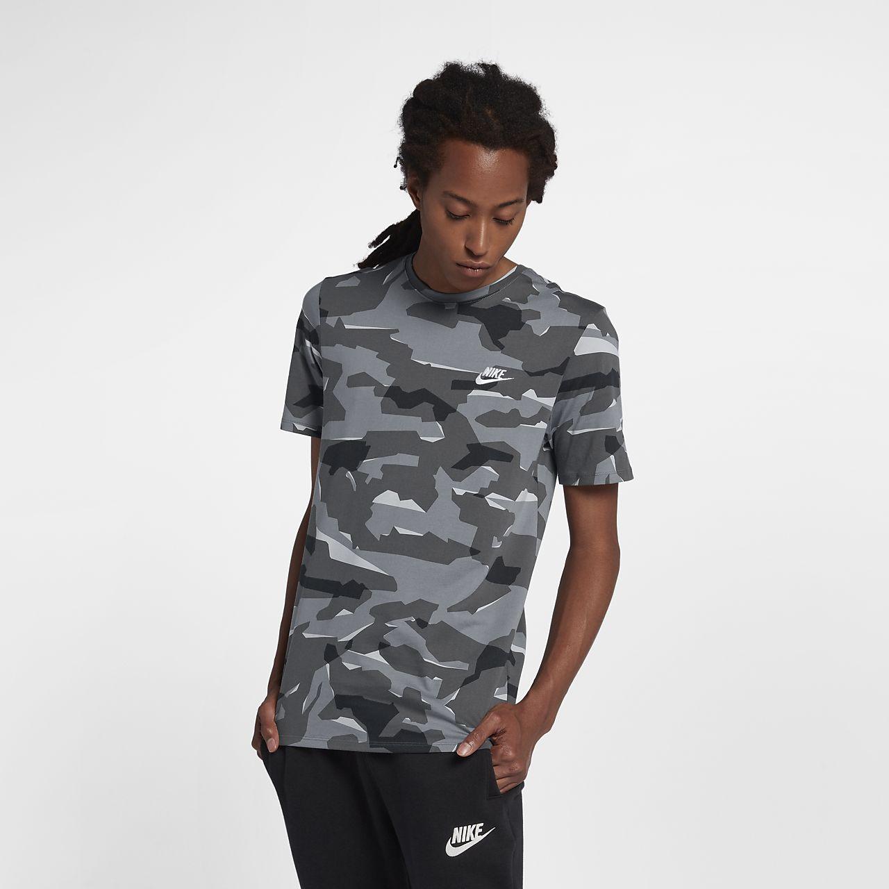 Tee Homme Sportswear Pour Camouflage Ca Shirt Nike rRqwrz8