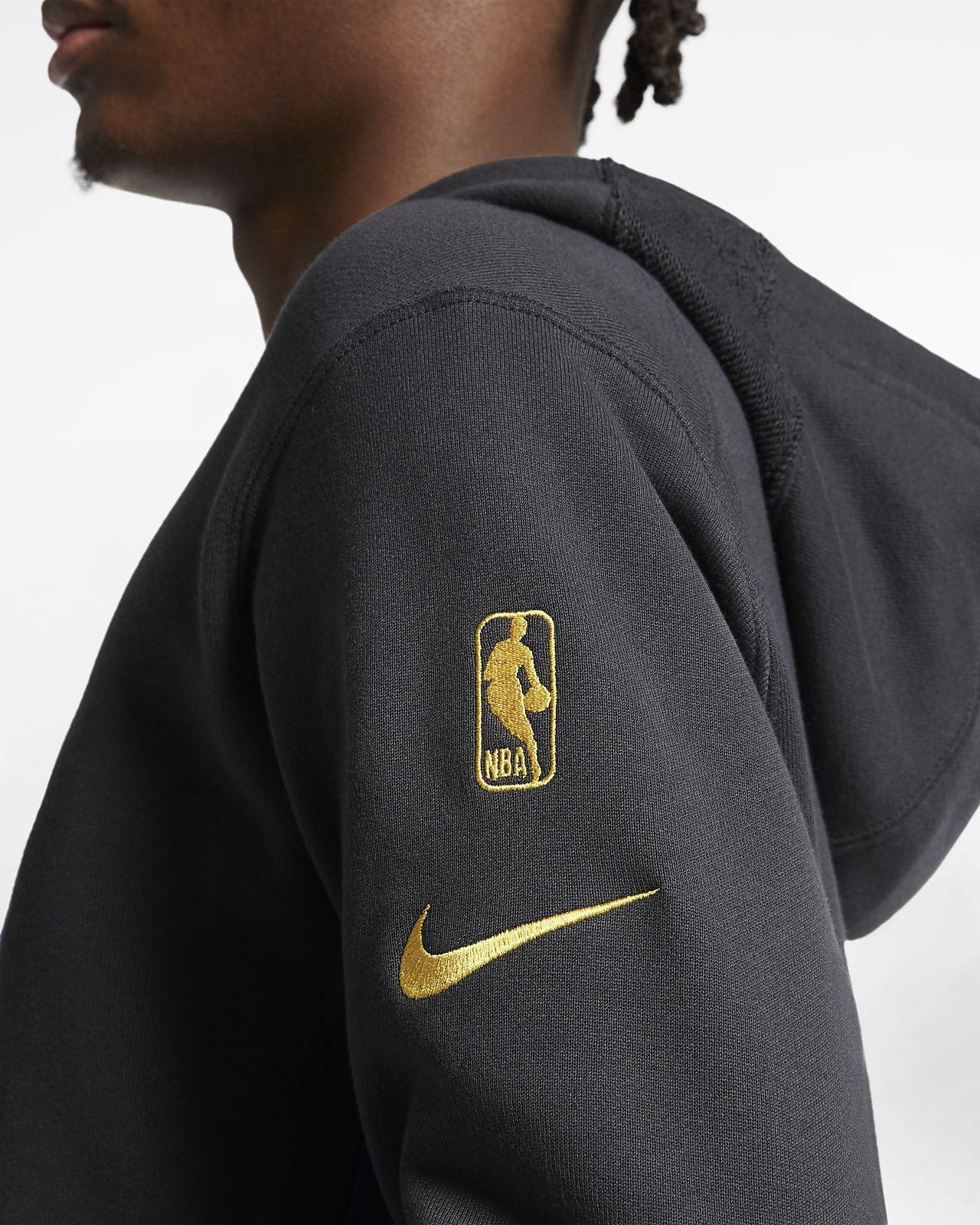 b0c444f0d50fb Sudadera con capucha de NBA para hombre Golden State Warriors Nike ...