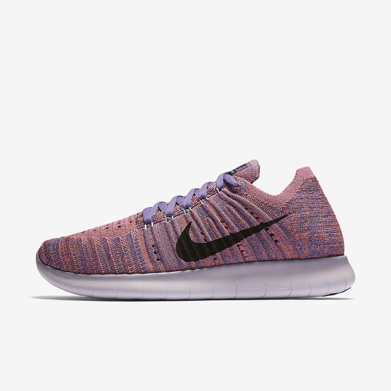 Nike Free RN Flyknit maron