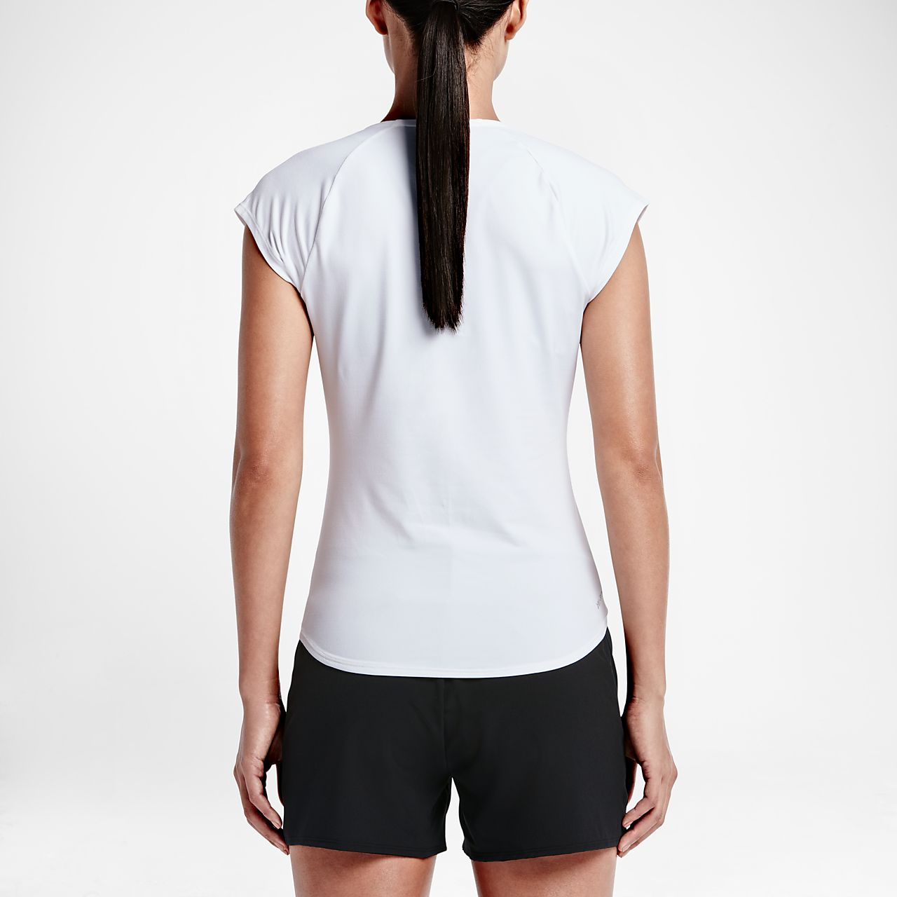 Low Resolution NikeCourt Pure Women's Tennis Top NikeCourt Pure Women's  Tennis Top
