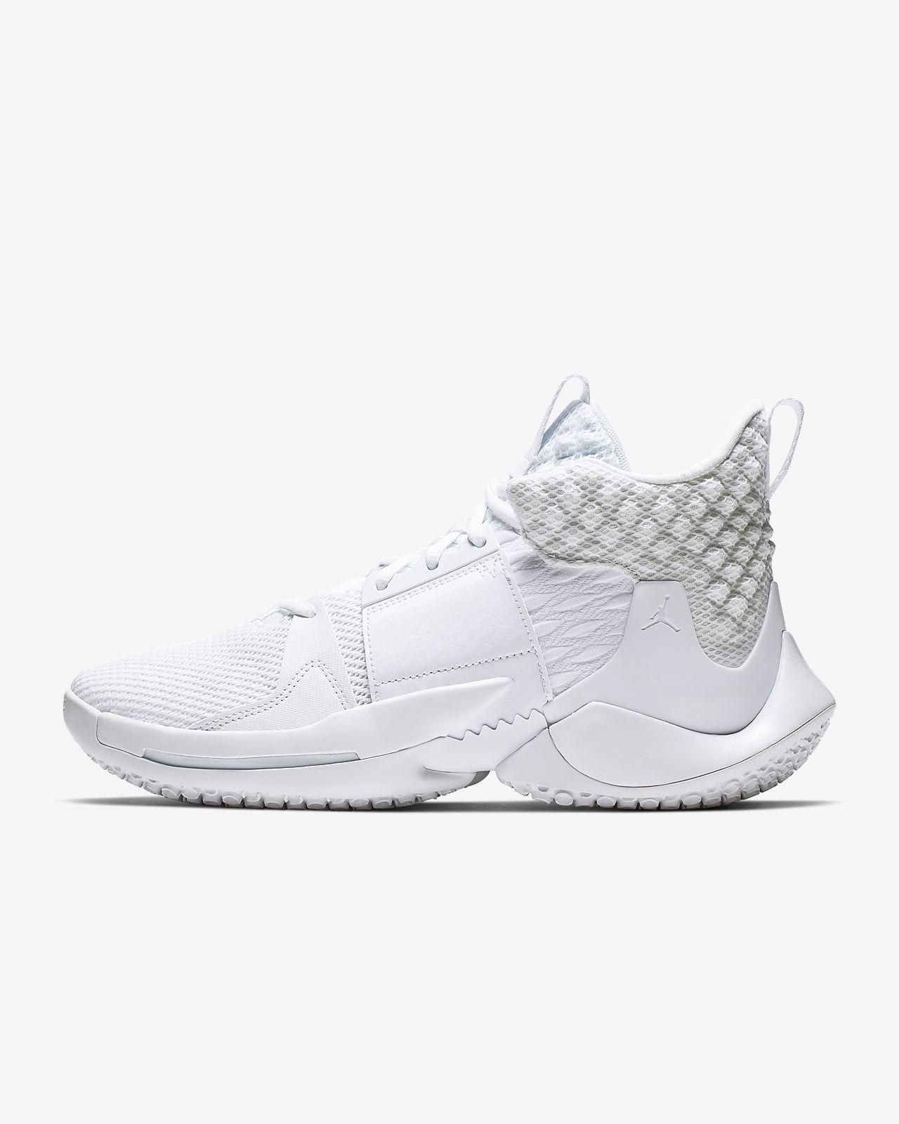 Jordan 'Why Not?' Zer0.2 Basketball Shoe