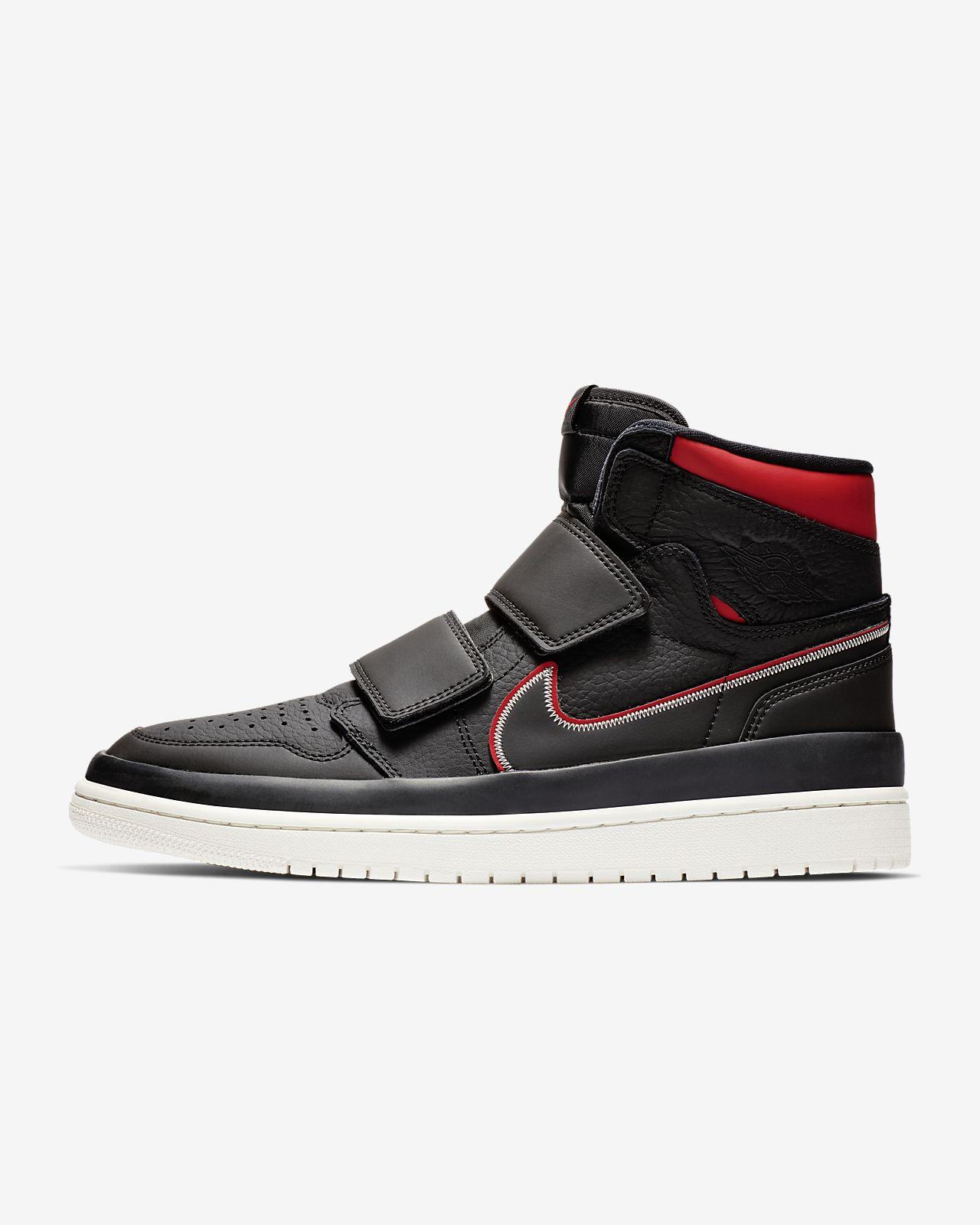 Мужские кроссовки Air Jordan 1 Retro High Double Strap
