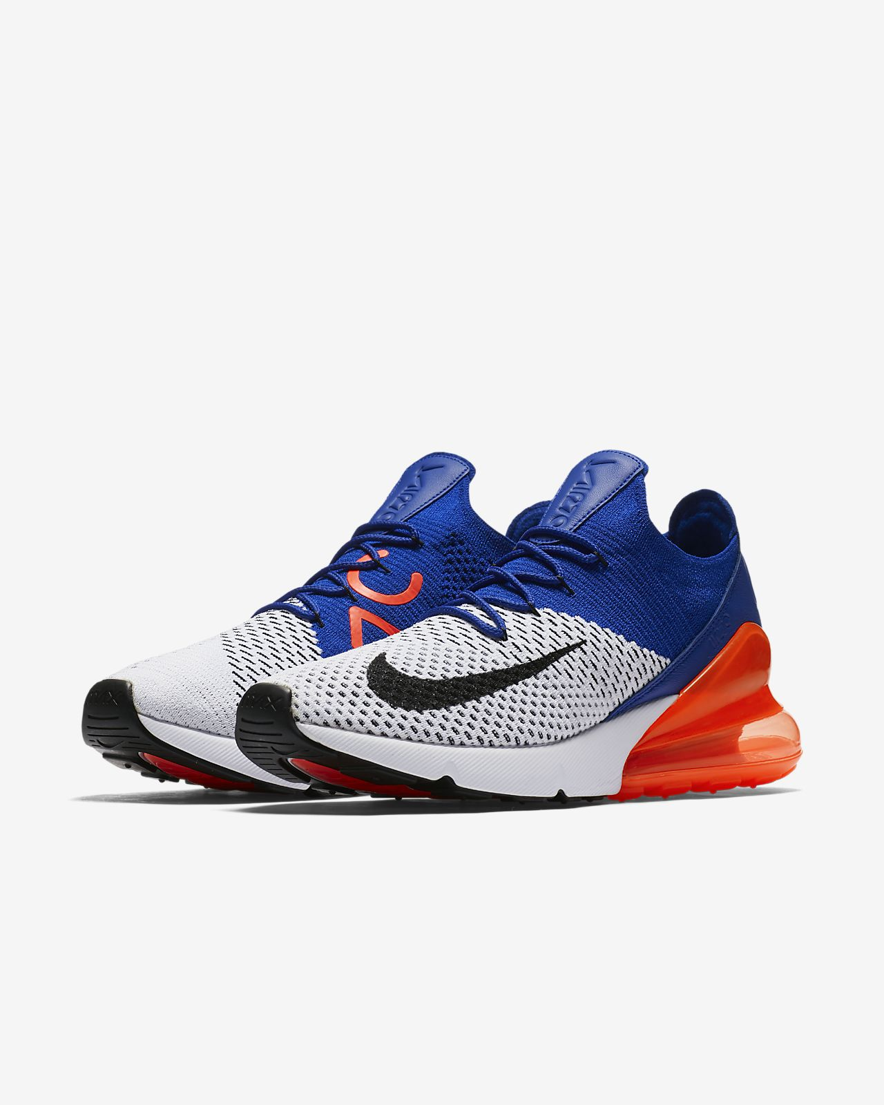 new concept 9985f 657e3 ... Chaussure Nike Air Max 270 Flyknit pour Homme