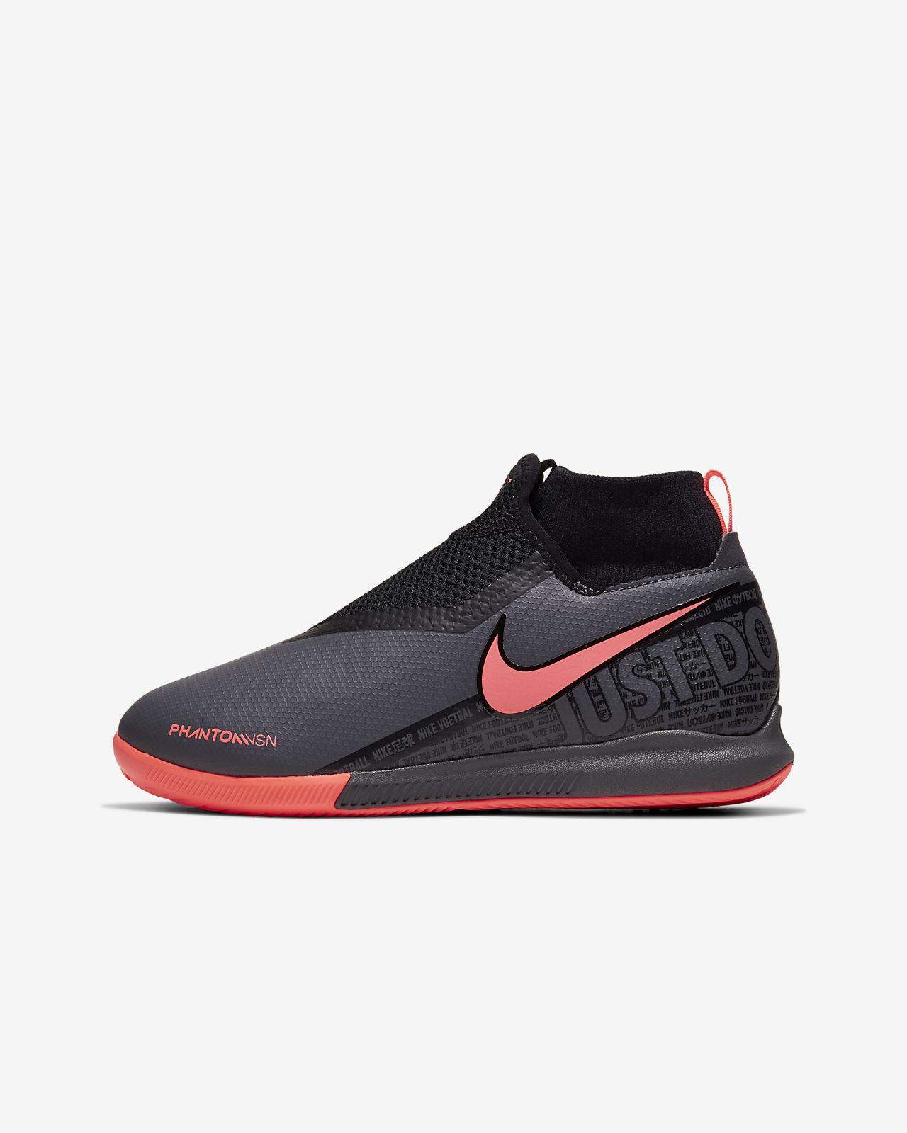 Nike Jr Phantom Vsn Academy DF IC Zapatillas de Fútbol Sala