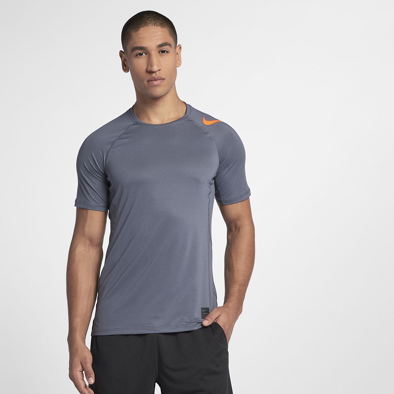 ... Nike Pro HyperCool Men's Short-Sleeve Training Top