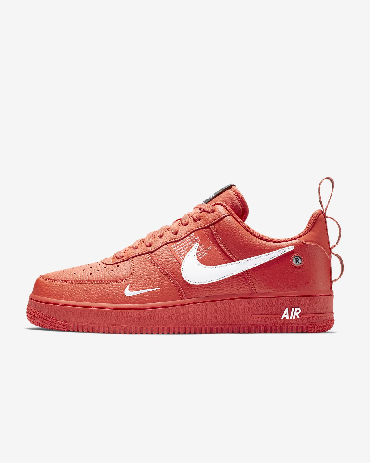 newest 4c2ed a22d0 ... Scarpa Nike Air Force 1  07 LV8 Utility - Uomo