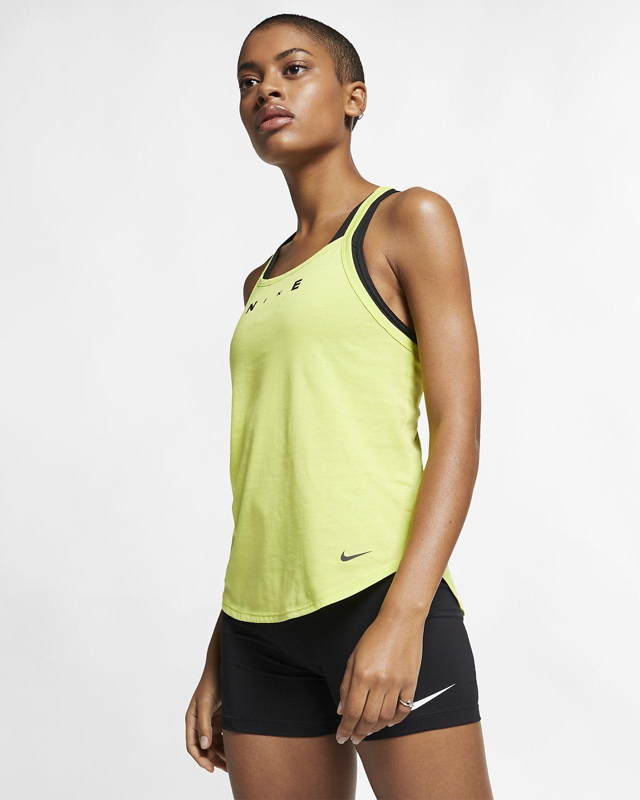 Camiseta de tirantes de entrenamiento para mujer Nike