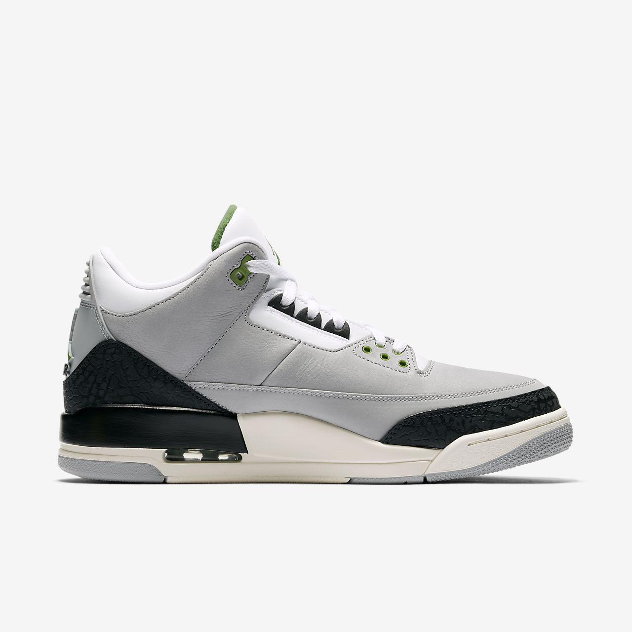 8993a8cbb63 Air Jordan 3 Retro Men's Shoe. Nike.com DK
