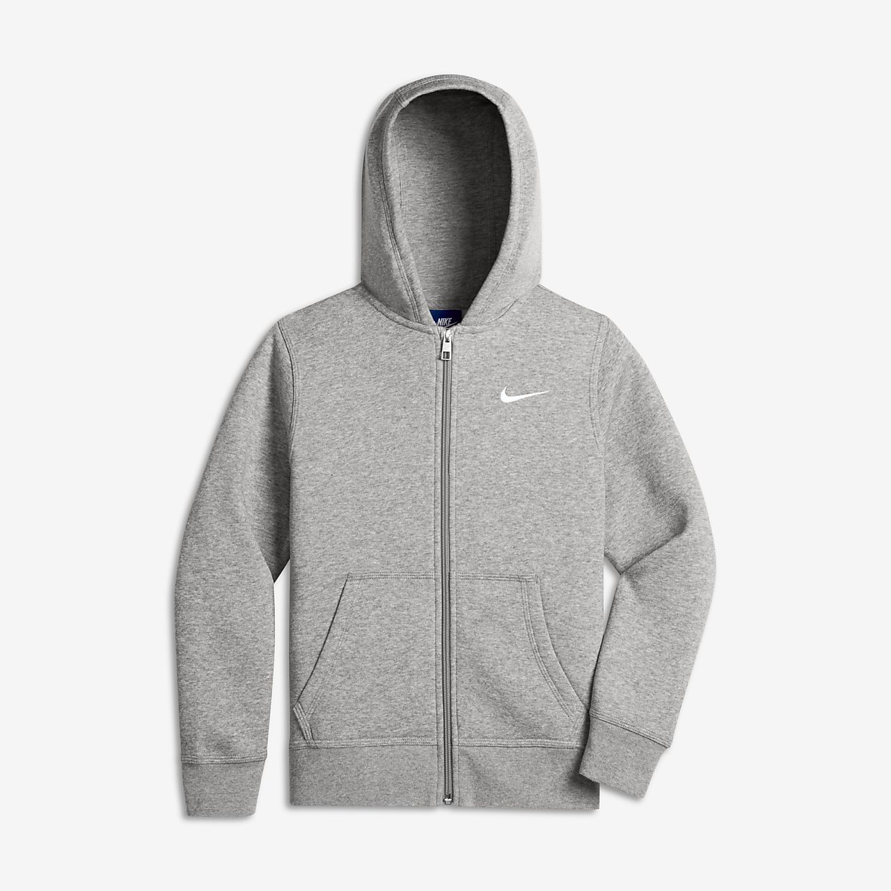 Nike Sportswear Hoodie met rits voor kids
