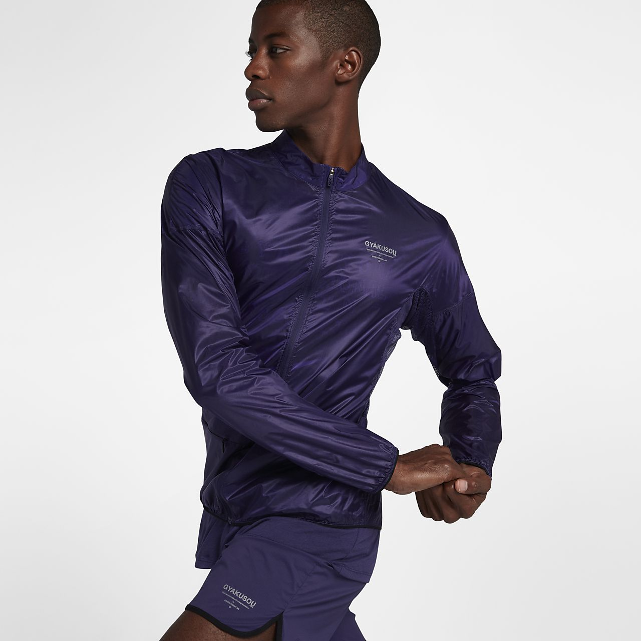 NikeLab Gyakusou Packable 男子夹克