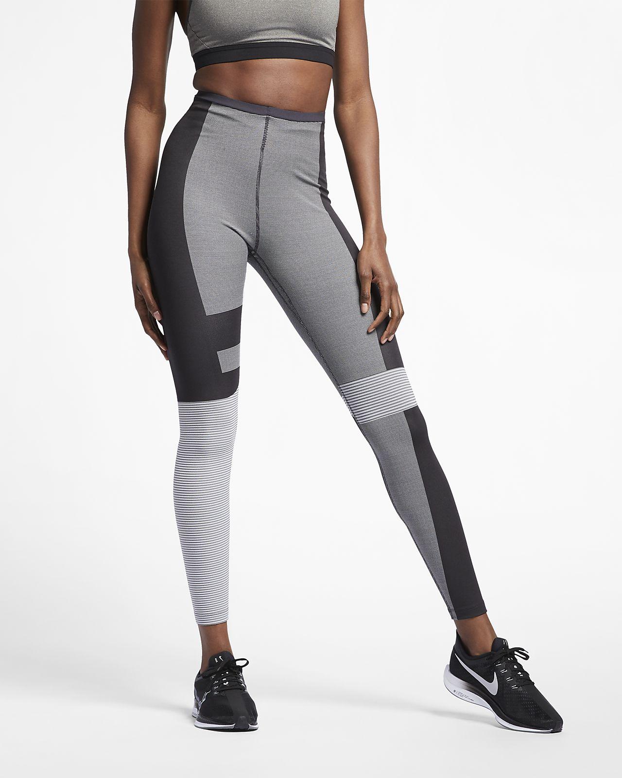 Nike Tech 女子跑步紧身裤