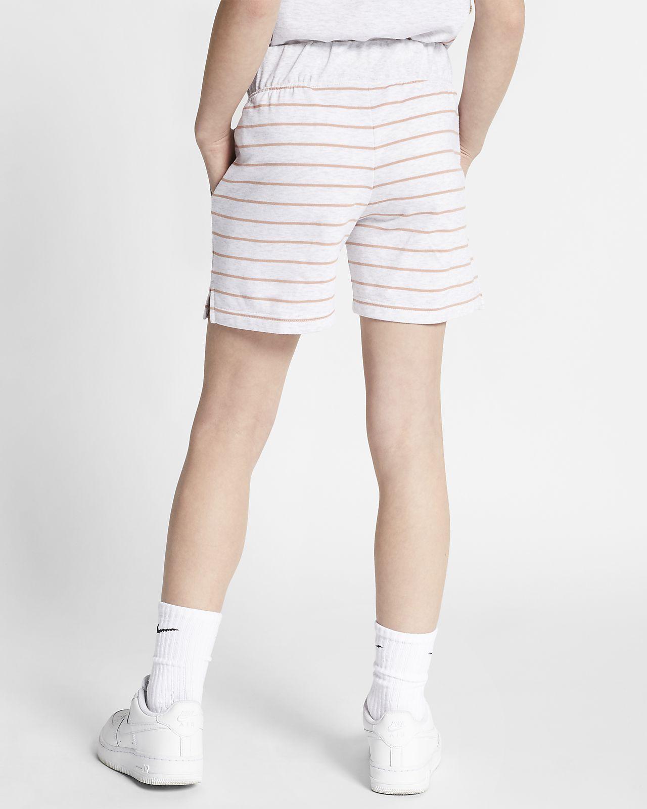 cheap price another chance timeless design Nike Sportswear Older Kids' (Girls') Shorts