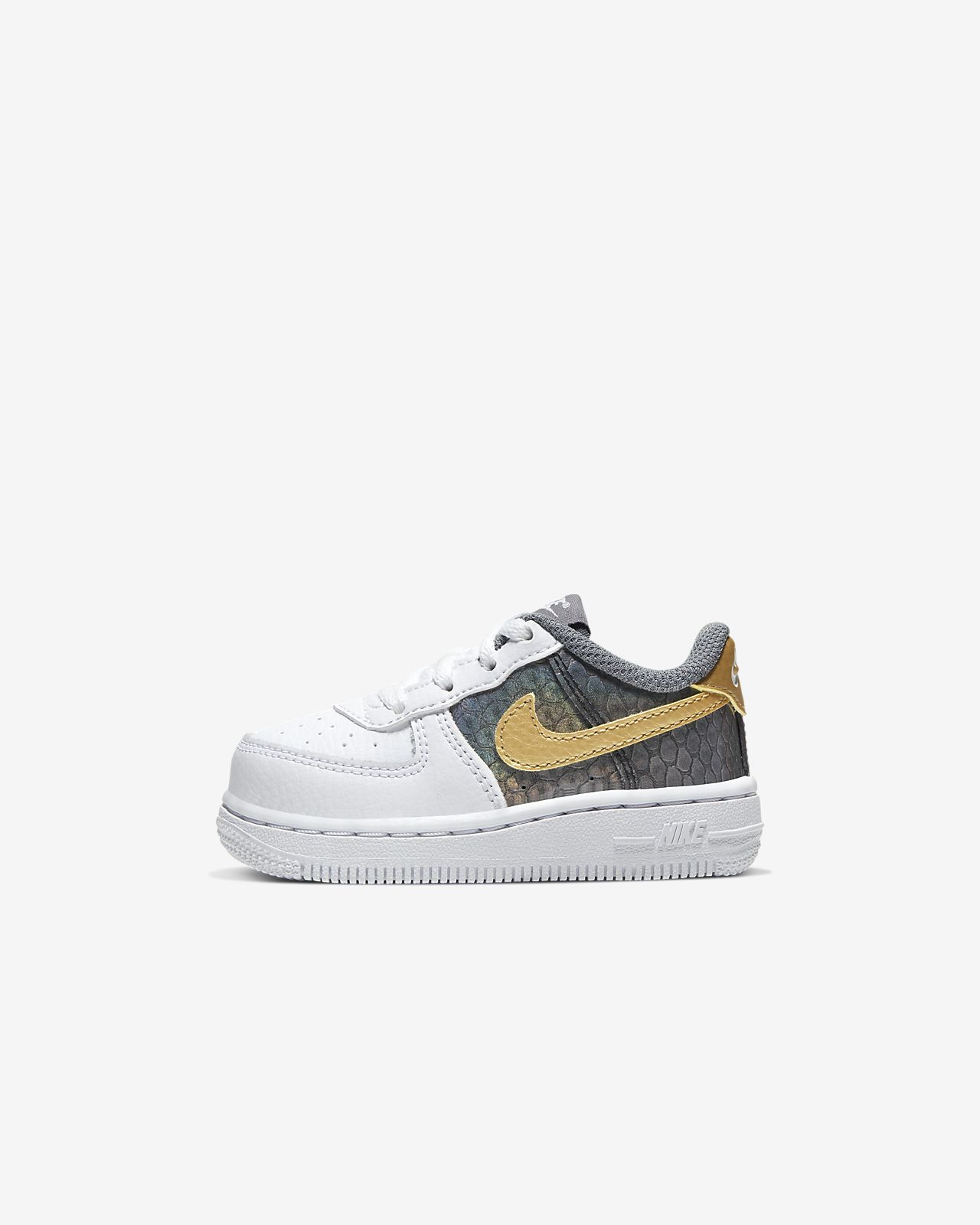 Nike Force 1 SE Baby and Toddler Shoe
