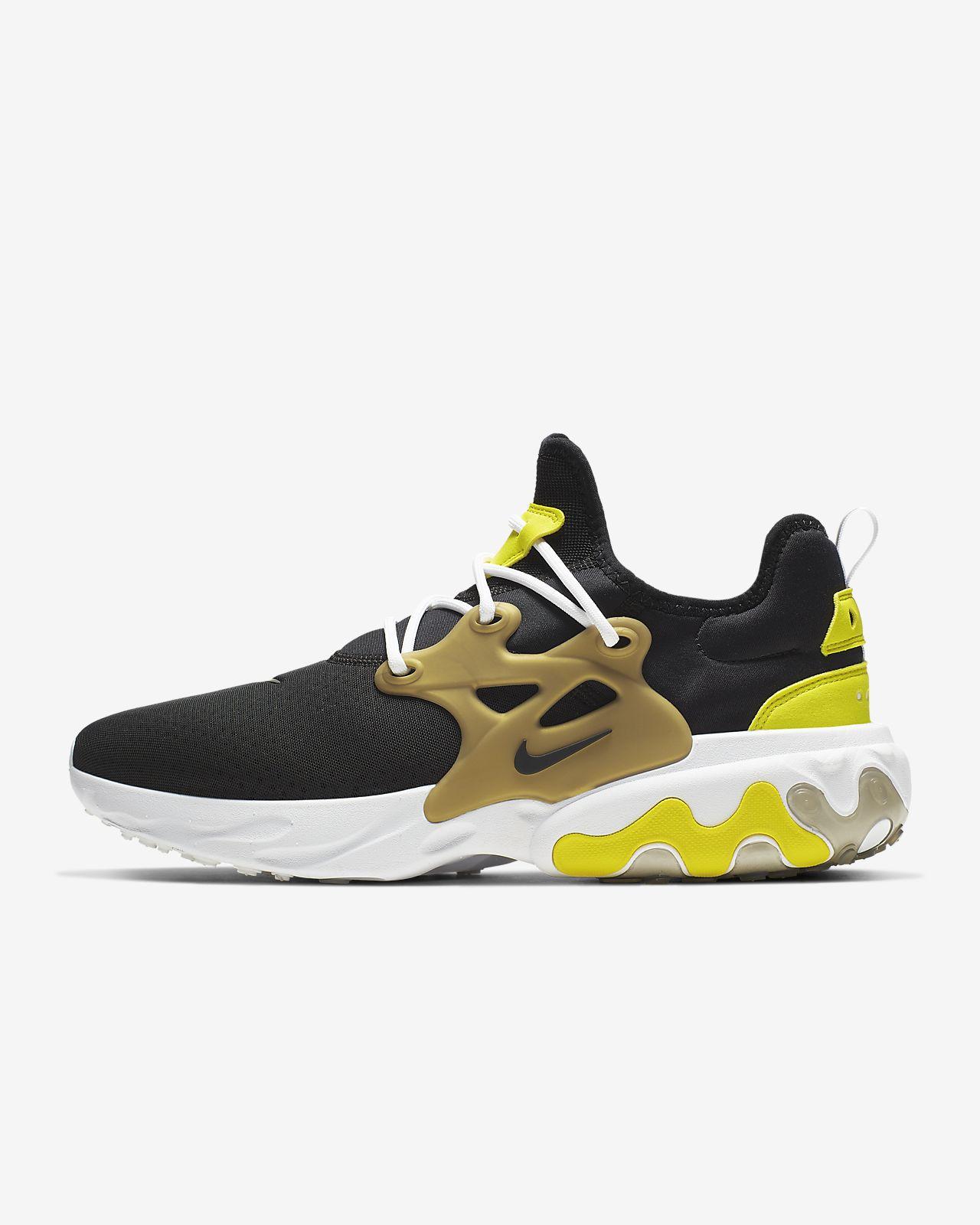 Nike React Presto Brutal Honey Men's Shoe