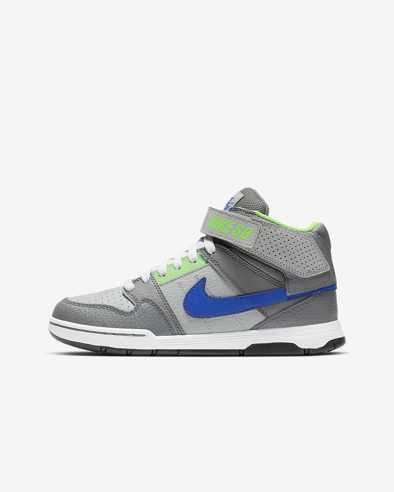 Кроссовки для дошкольников/школьников Nike SB Mogan Mid 2 JR