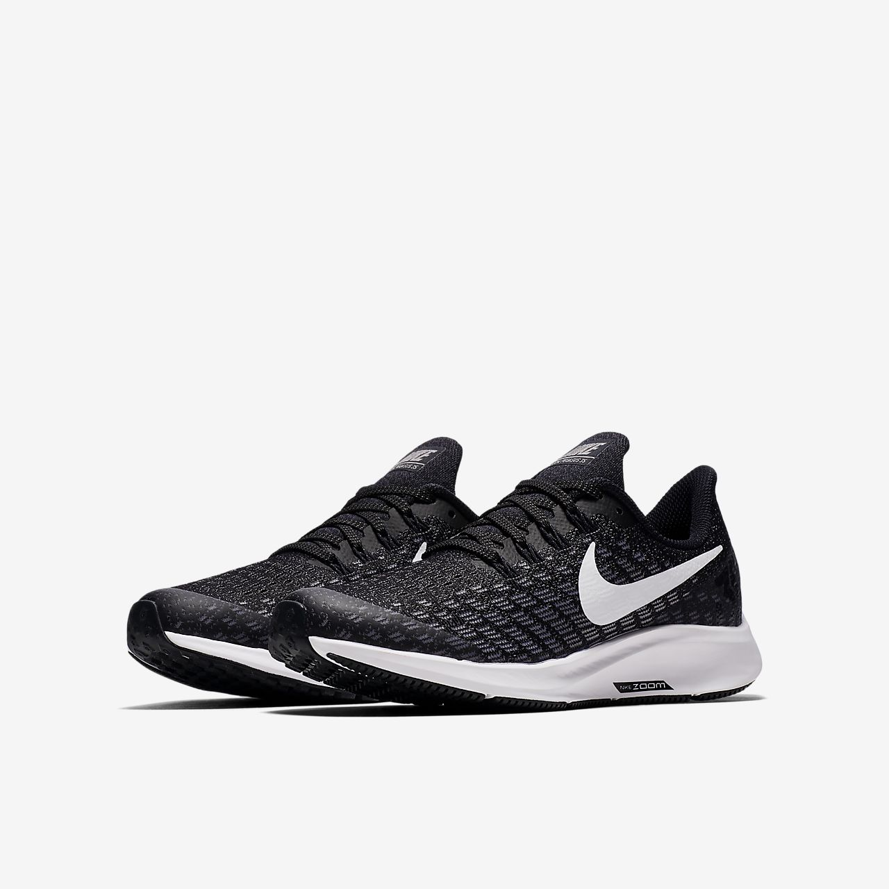 3d4c93ba490e Nike Air Zoom Pegasus 35 Younger Older Kids  Running Shoe. Nike.com GB