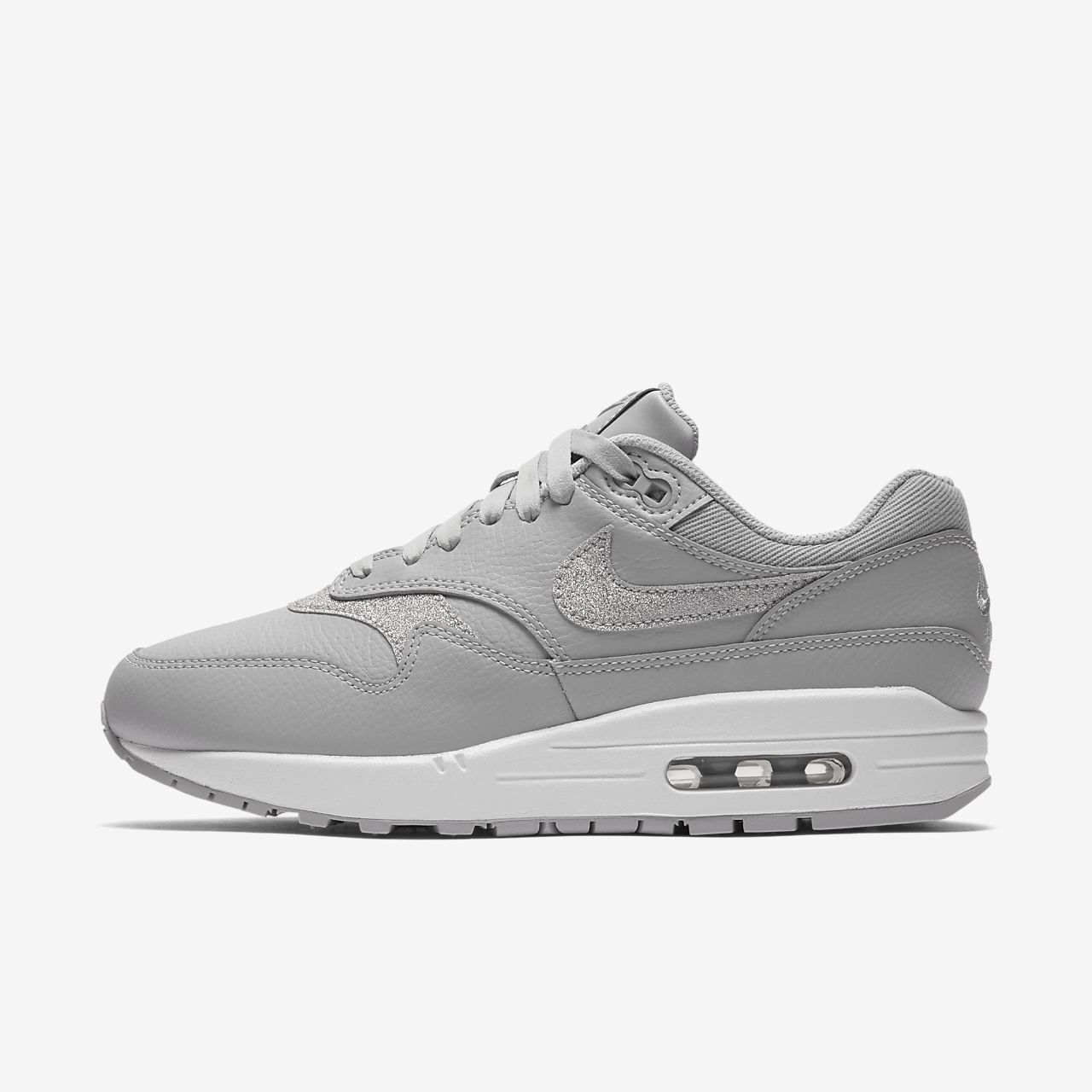 buy popular a0113 69040 ... Chaussure Nike Air Max 1 SE Glitter pour Femme