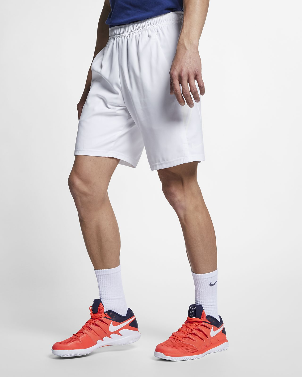 precio de descuento 2019 real nuevo producto NikeCourt Dri-FIT Pantalón corto de tenis de 23 cm - Hombre