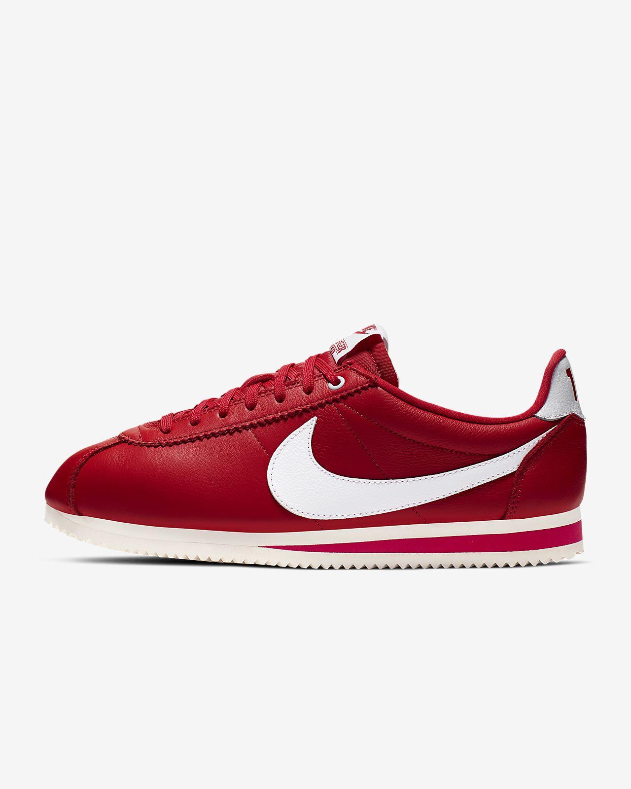 รองเท้าผู้ชาย Nike x Stranger Things Cortez (4th of July)