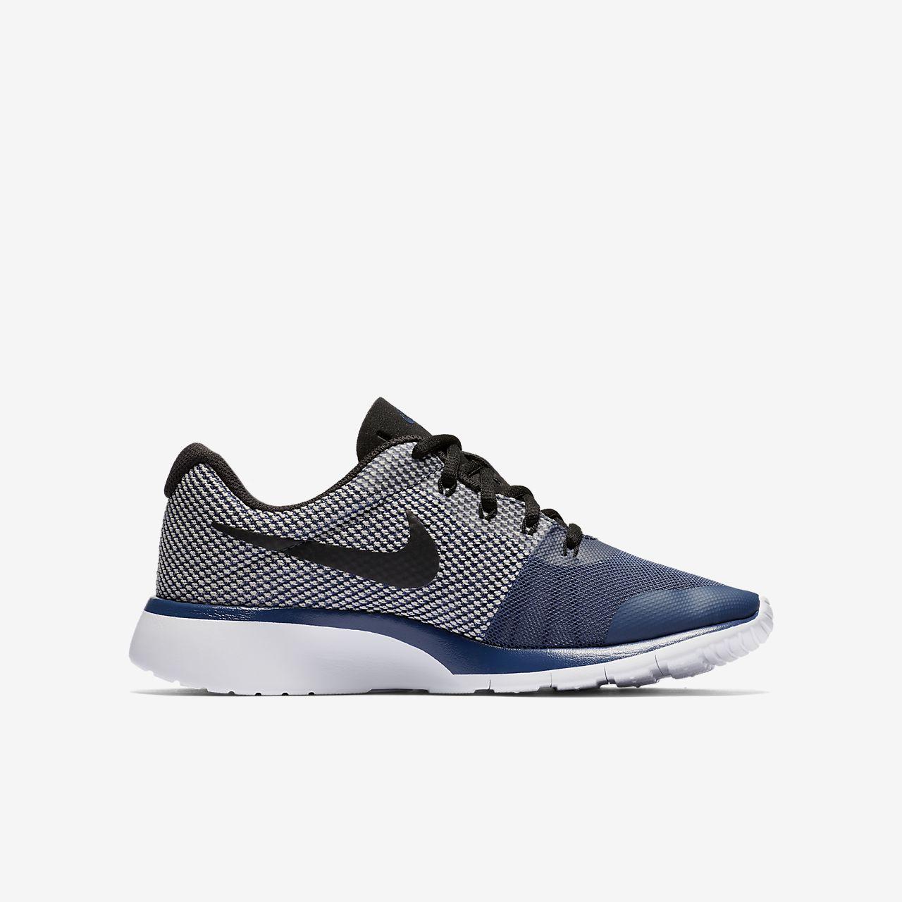Nike Tanjun Racer Girls Running Shoes White zC8650Y