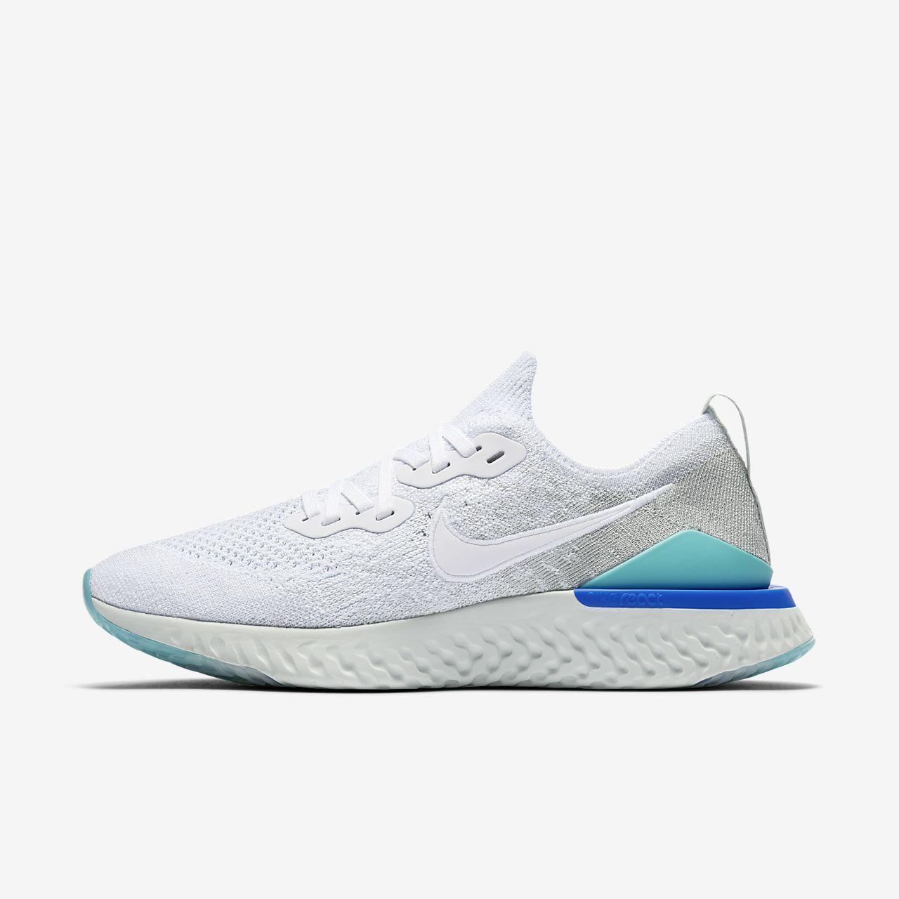 รองเท้าวิ่งผู้หญิง Nike Epic React Flyknit 2
