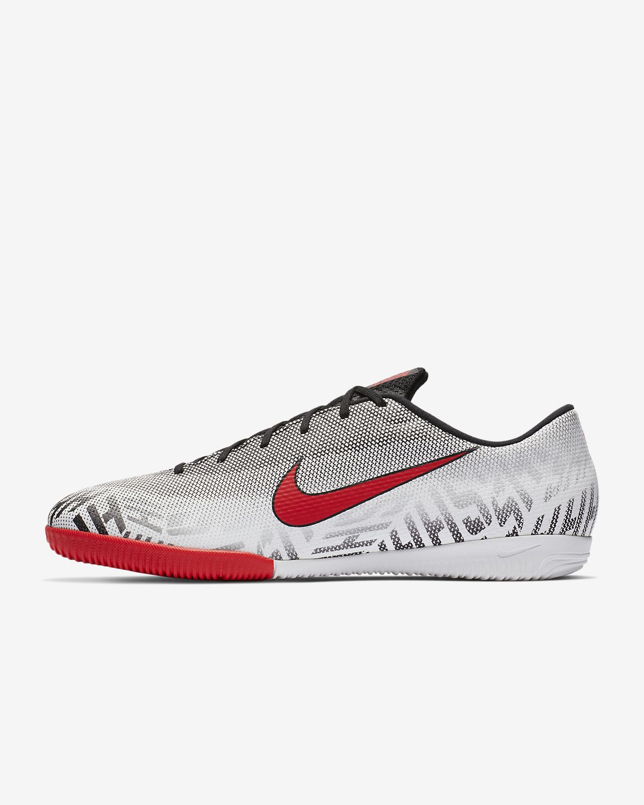 31e71796d48 Nike Mercurial Vapor XII Academy Neymar Jr Indoor Court Soccer Shoe ...