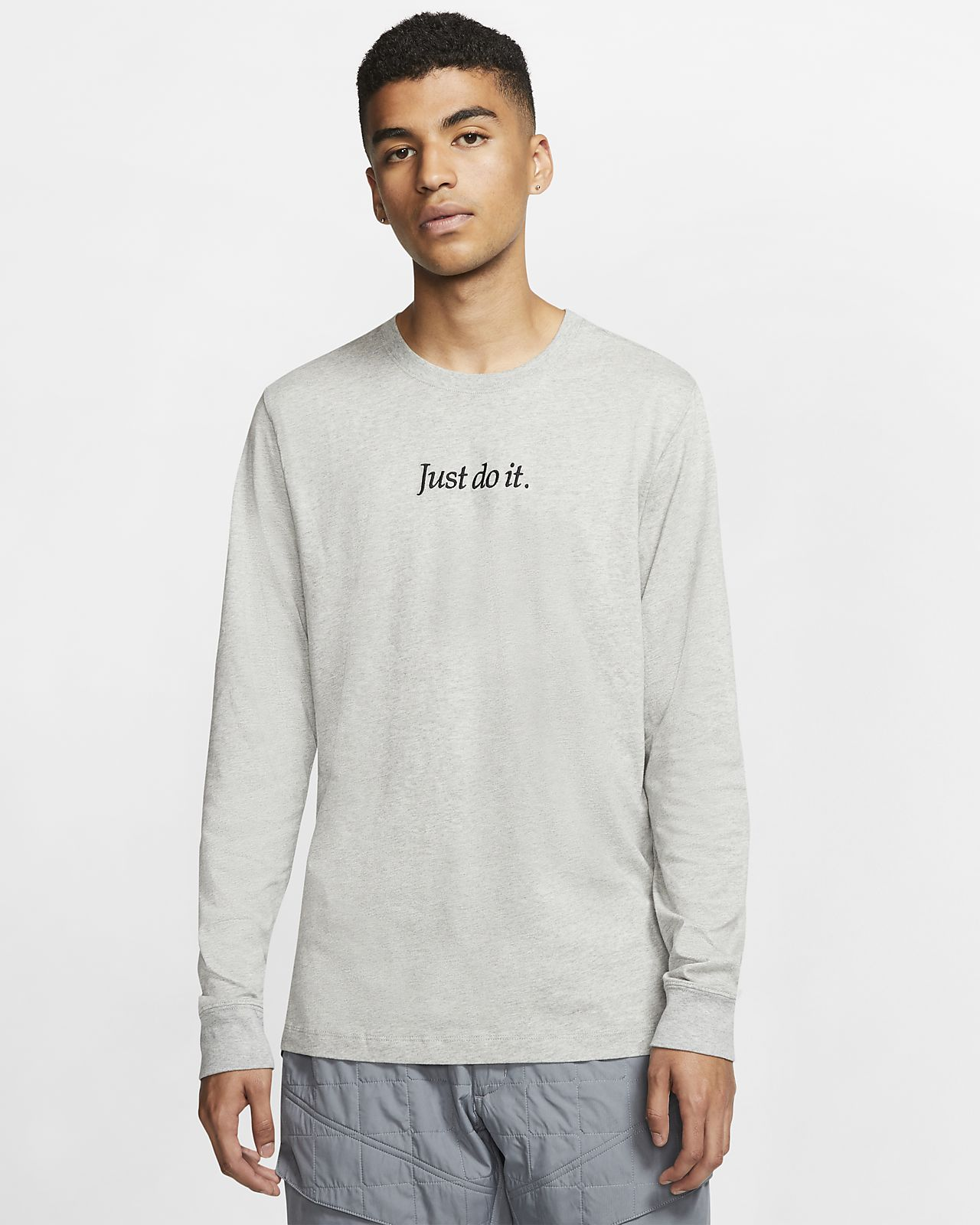 für Shirt Langarm T Nike Sportswear JDI Herren qpLzSUMVG