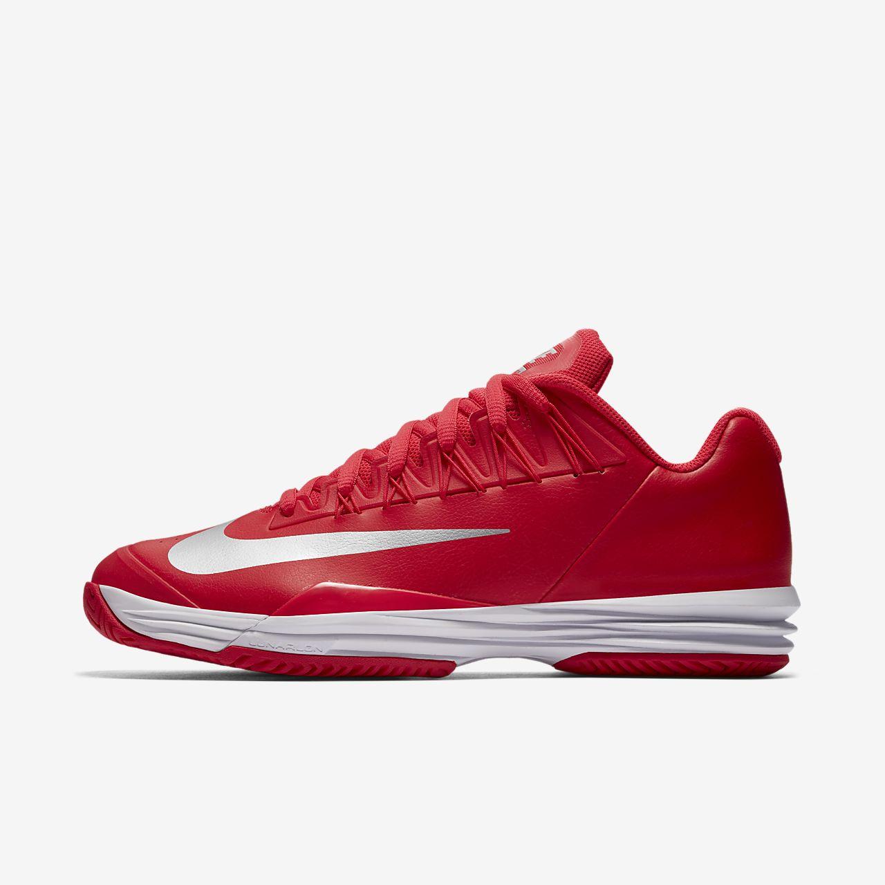 40c22640f4b1 NikeCourt Lunar Ballistec 1.5 Mens Tennis Shoe ...