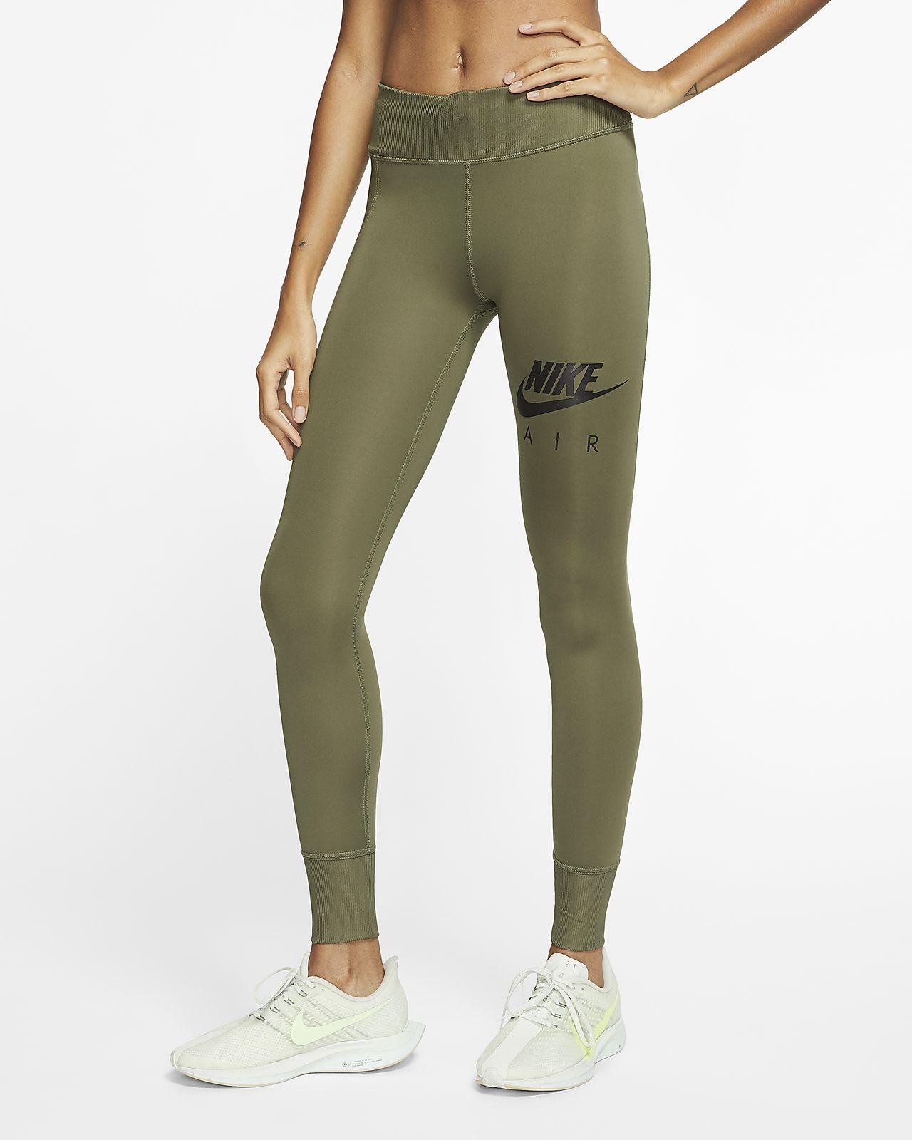 Tights de running a 7/8 Nike Fast para mulher