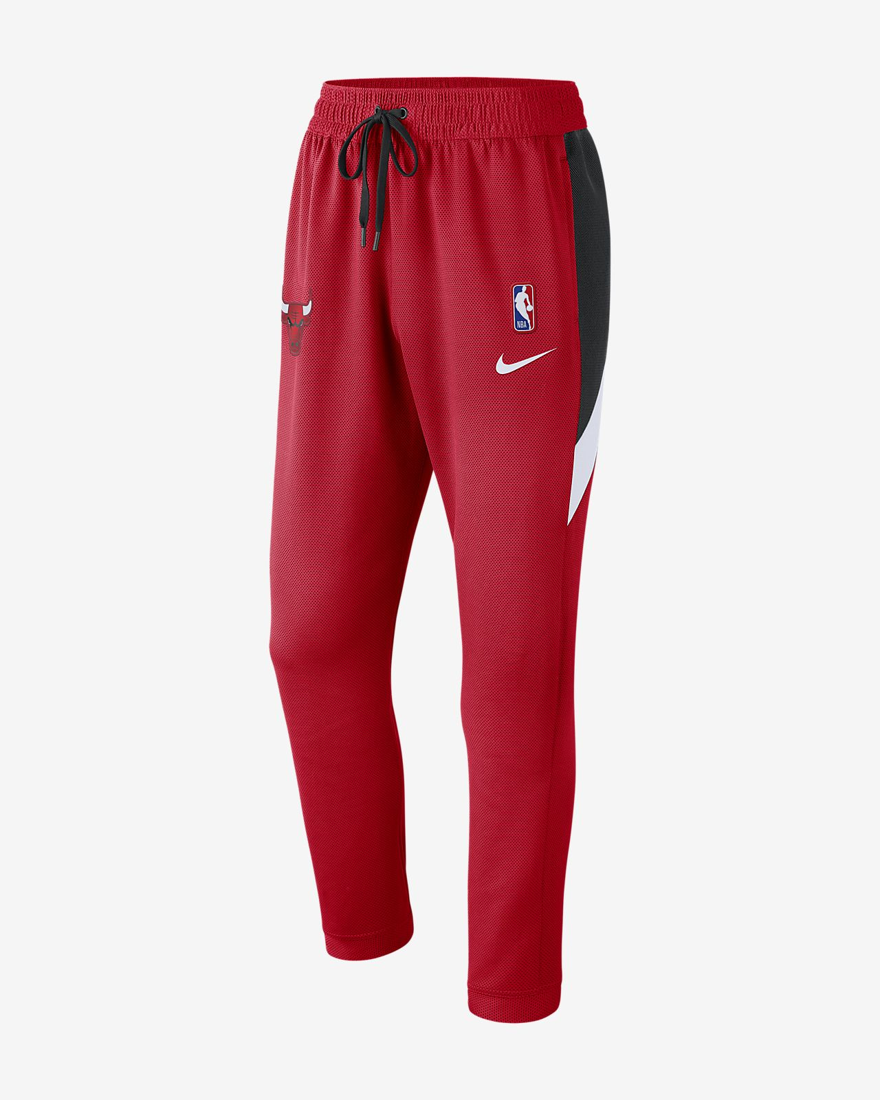Pantalon NBA Chicago Bulls Nike Therma Flex Showtime pour Homme