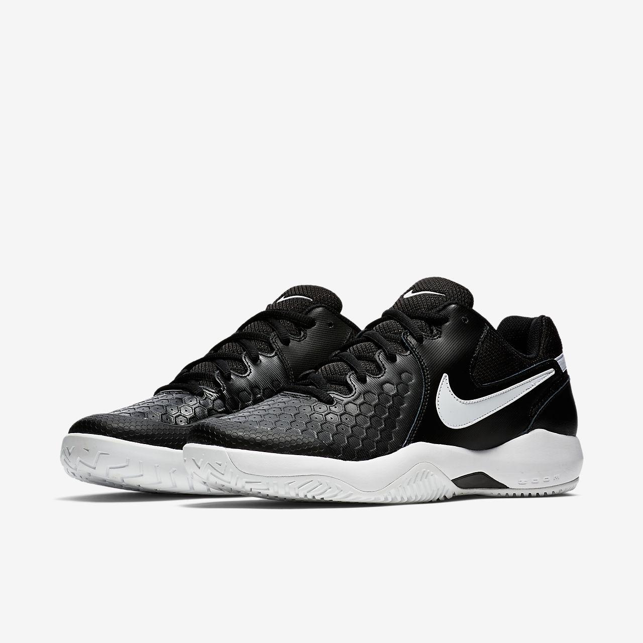 lace up in 100% high quality shoes for cheap Chaussure de tennis pour surface dure NikeCourt Air Zoom Resistance pour  Homme