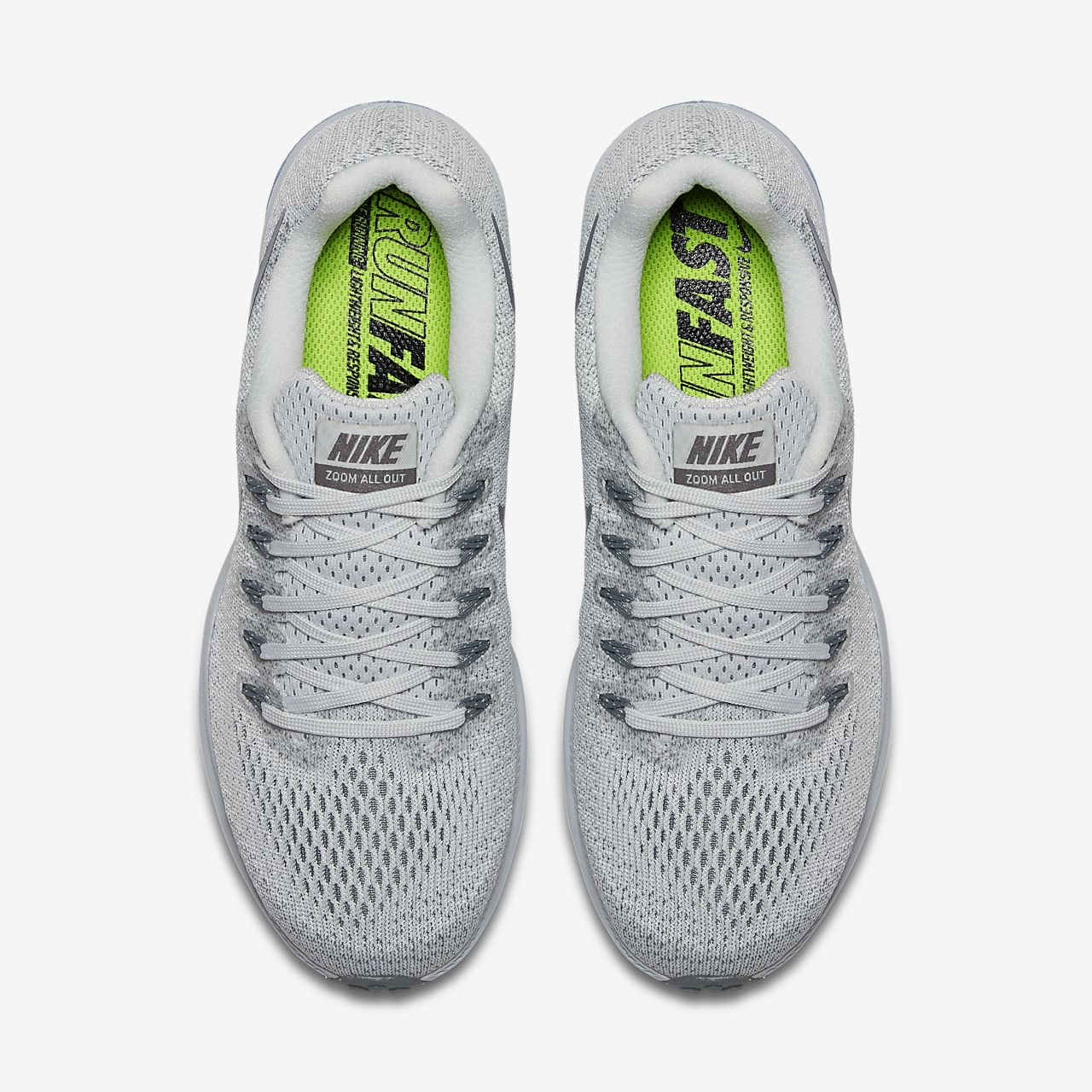 ... nike zoom all out low womens running shoe