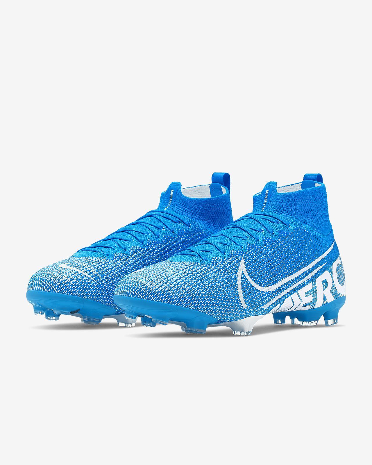 Nike JR. Mercurial Vapor VII FG fotboll skor