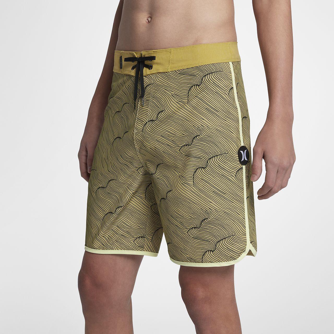 Hurley Phantom Thalia Street Herren-Boardshorts (ca. 45,5 cm)