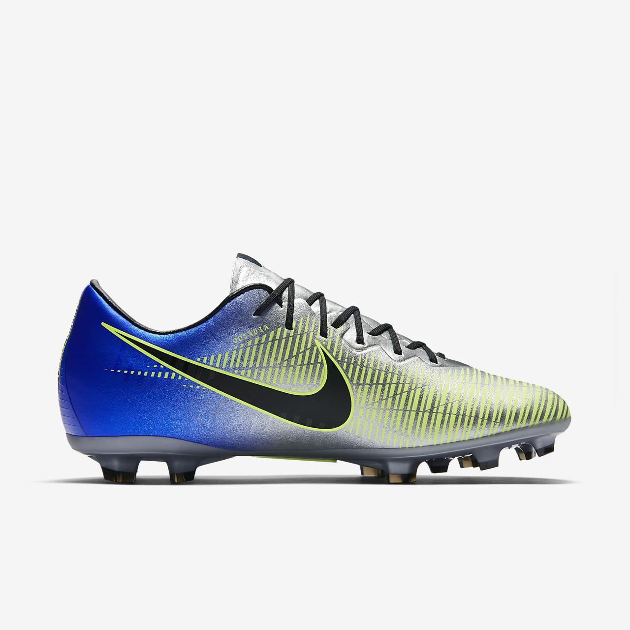 ... Nike Jr. Mercurial Vapor XI Neymar Younger/Older Kids' Firm-Ground  Football