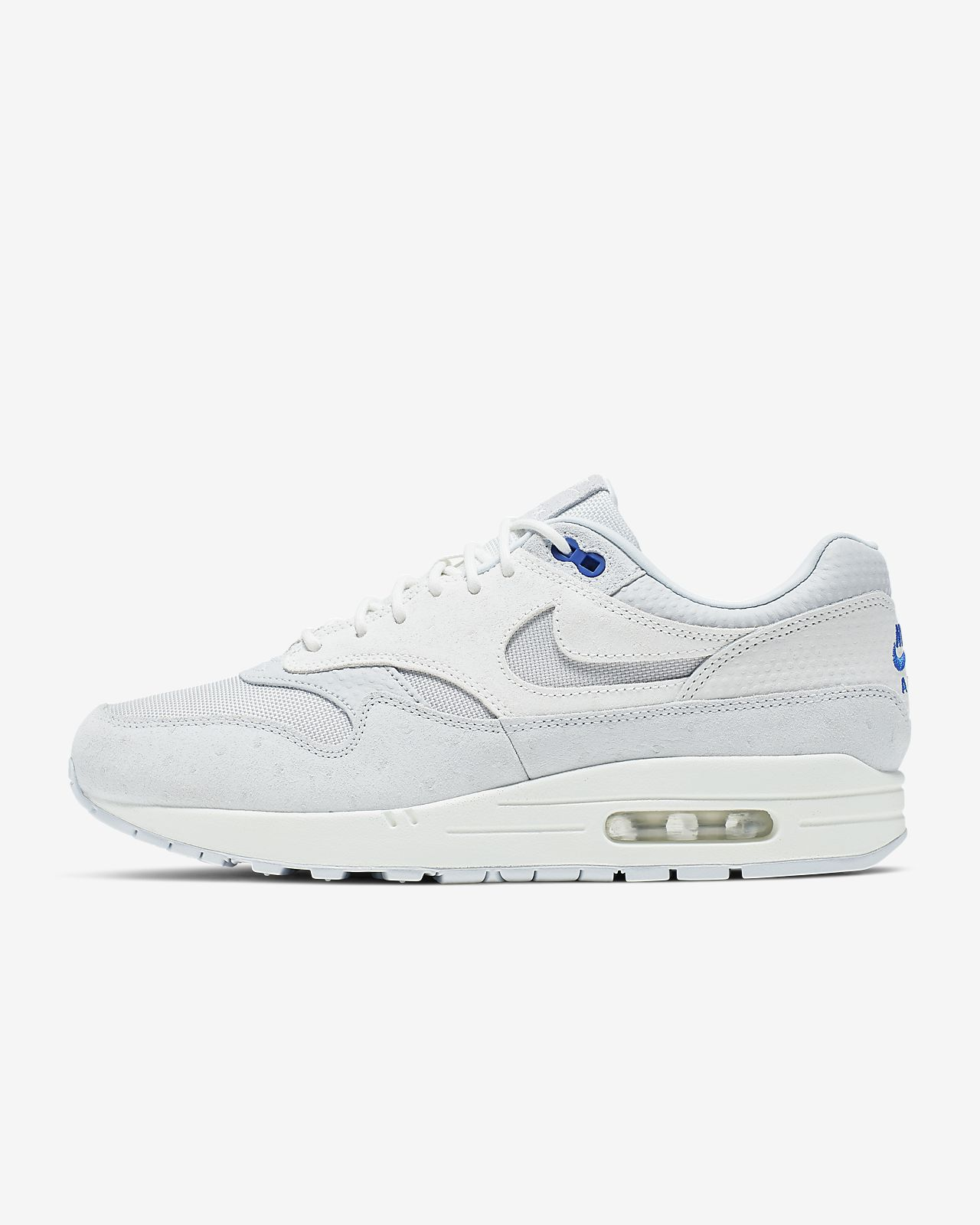pretty nice 43012 b3f11 ... Nike Air Max 1 Premium Men s Shoe
