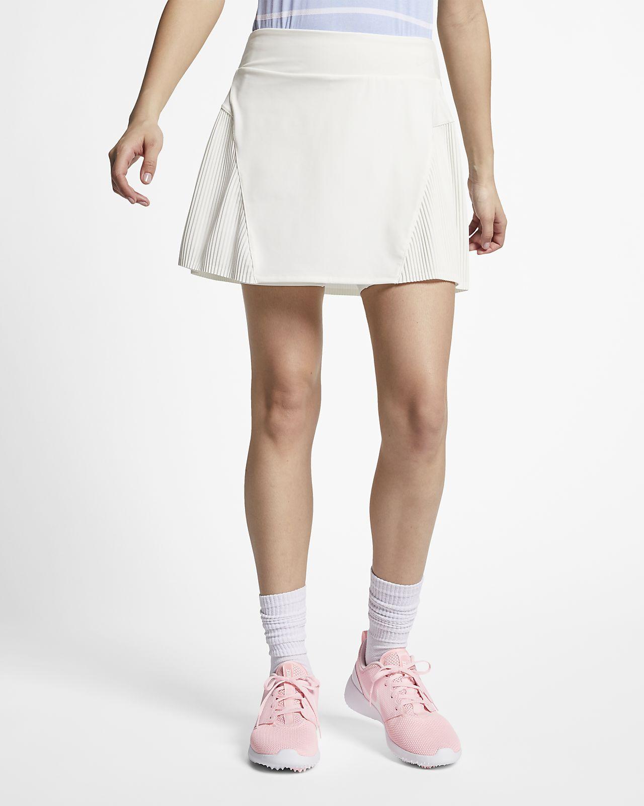 Golfkjol Nike Dri-FIT 38 cm för kvinnor