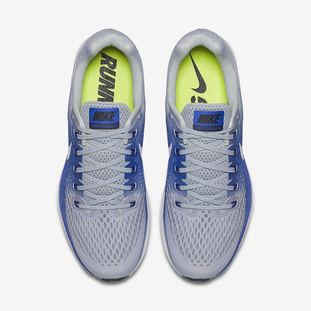 ... Nike Air Zoom Pegasus 34 (Wide) Men's Running Shoe