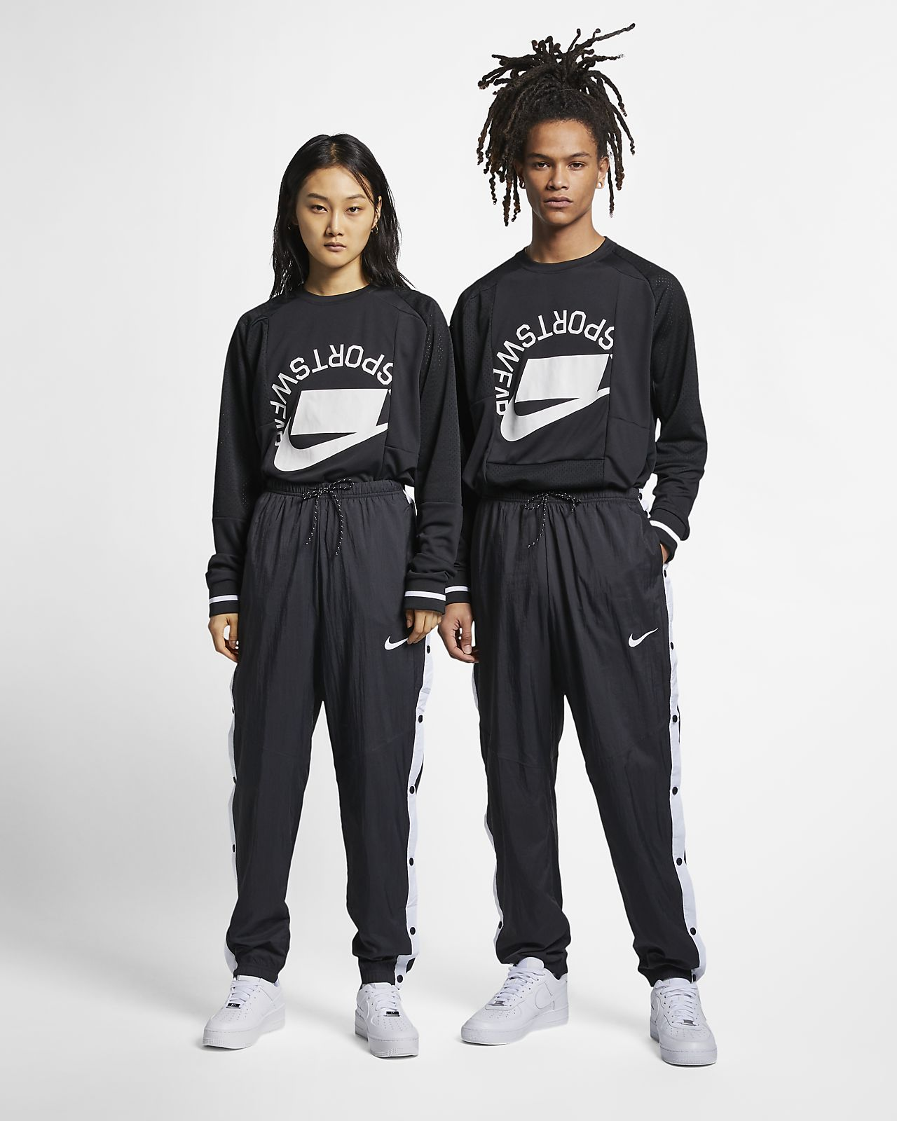 Nike Sportswear Windrunner 女子长裤