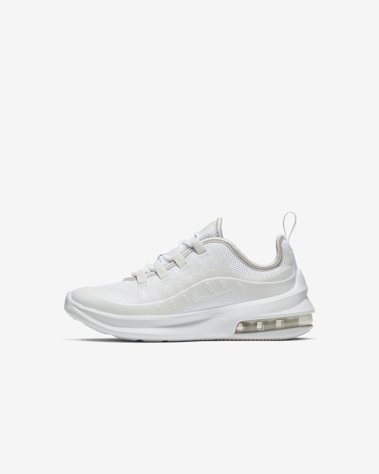 nike air max axis wit heren