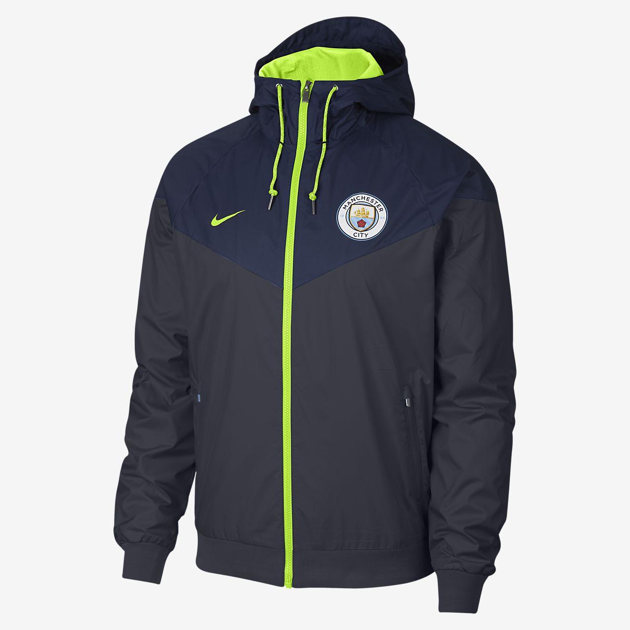 premium selection 69f27 52289 Manchester City FC Windrunner