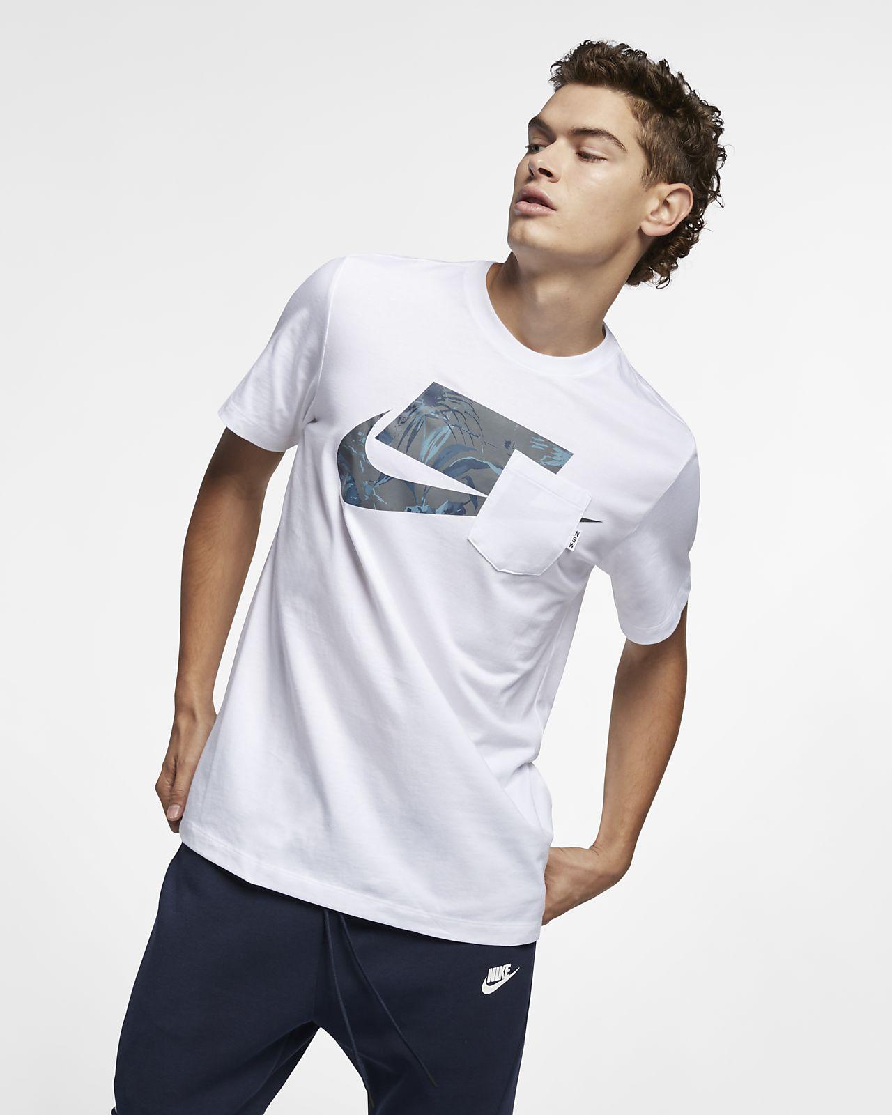 big sale f63d2 6226d ... Nike Sportswear NSW Men s T-Shirt